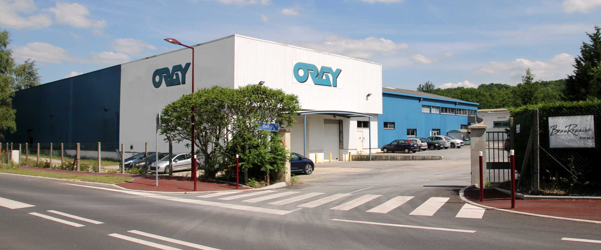 ORAY Construction